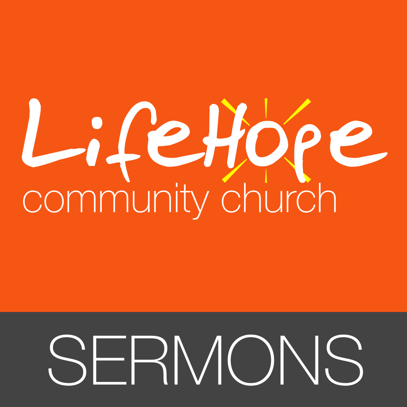 LifeHope Community Church - Sermons